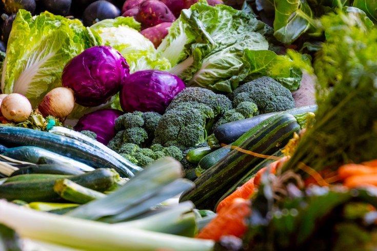 سبزیجات در رژیم غذایی بعد از جراحی لثه
