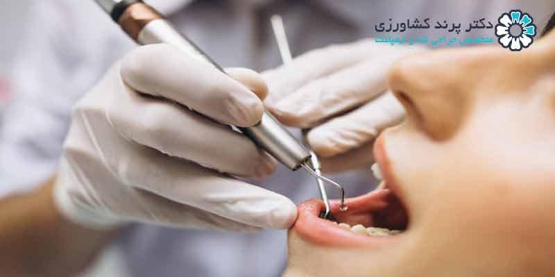رابطه استرس و دندان درد